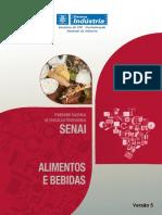 Catálogo Cursos Alimentos e Bebidas v 5 - Itinerários Nacionais