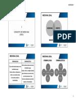MEDICINA LEGAL -  Aula 01 - Conceito de Perito, Pericia, Normas Sobre o Exame de Corpo de Delito _ Parte I - 201704261256584.pdf