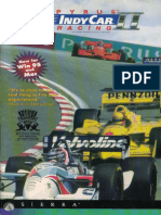 Indycar Racinc 2 Manual