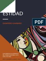 Giampiero Gambaro - Estidad