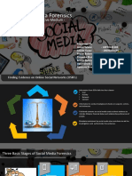 Group 4 - Social Media Forensics