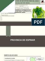 Desarrollo Economico y Social