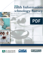 2010 Health IT Survey Report Final