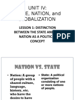 Unit 4 Lesson 1 State and Nation