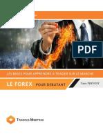 Forex pour débutant