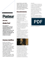 Trabajo Aleatorio Pasteur
