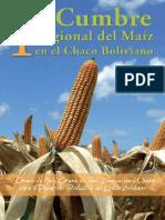 1ra Cumbre Regional Del Maiz