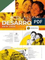 Plan de Desarrollo Uniclaretiana 2019 2022