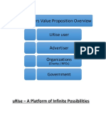 URise Proposed Value Stakeholders