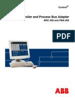 BRC 300 and PBA 200 User Manual