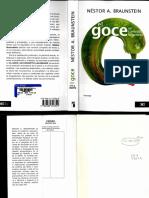Braunstein, Nestor - El Goce. Un Concepto Lacaniano-1-29