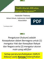 Prof. Hasbullah Thabrany