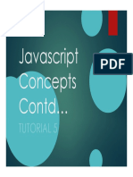 Tutorial 5.Javascript