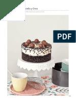 Marialunarillos.com-Cheesecake de Nutella y Oreo