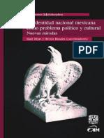 Bejar y Rosales (Coords.) - La Identidad Nacional Mexicana. Nuevas Miradas [2005]