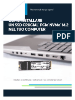 Crucial Nvme Pcie m2 Ssd Install Guide It IT