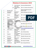 Chief-Minsiters-and-Governors-List-2019-PrashantChaturvedi.Com_.pdf