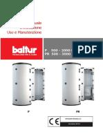 Tanque P-PR Baltur