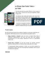 09. Apps para iPhone (20 Artigos).docx