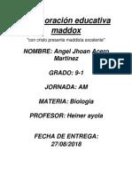Biologia Trabajo DEFINITIVO