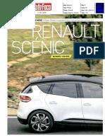 "RENAULT SCÉNIC 1.7 dCi 150 NA ""AUTO FOCO"""
