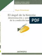 Zemelman Hugo - El Angel De La Historia.pdf