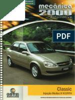 40 Manual Serviço Chevrolet Classic Flex