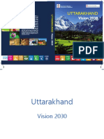 Uttarakhand Vision 2030