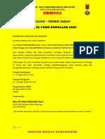 Sidang Media Eletronik Calon Sbh002 - Aby Al Fahd Abdullah Sani