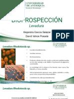Bioprospección 16 Mayo