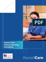 Stoma Care Clinical Nursing Standards 2019