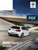 Ficha Técnica BMW 120i at 5P M Sport (02-2017)