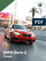 Ficha Técnica BMW 220i Coupé Execuddddtive (Spec 03 2018)