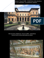 Arquitectura del manierismo y del barroco
