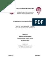 El café orgánico como oportunidad de negocio.pdf