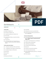 Checkliste Baby Erstausstattung Download