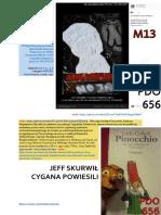 JEFF SKURWIL CYGANA POWIESILI M13 HERODY Herodenspiel von Stefan Kosiewski Studia Slavica et Khazarica Zniweczona Rzeczywistosc 20190811 ME SOWA 3D