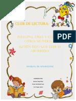 Manual Club Lectura
