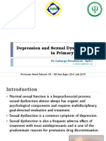 Depression and Sexual Dysfunction in Primary Practice