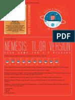 Nemesis Deck Game