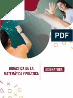 Didáctica de La Matemática y Práctica