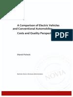 EV vs Conventional