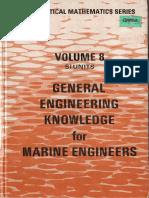 Vol. 08 - Reed's General Engineering Knowledge for Marine Engineers