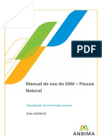 Manual de Uso do SSM