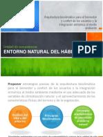 Entorno natural del hábitat