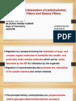 Presentation Carbohydrates