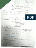 SCM Notes