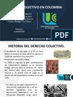 Exposicio Electiva Historia de Derecho Colectivo