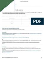 AFIP - 2019-07-30 - Vencimiento Agosto. Empleadores
