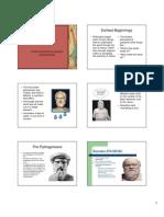 Greek Philosophy Slides